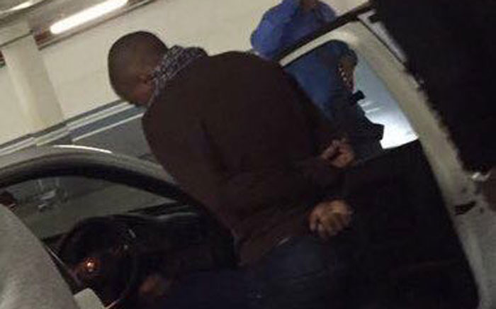 Tsome Kobo is believed to be one of the gang members and was arrested last Friday, 8 April, 2016 in Pretoria. Picture: Supplied.
