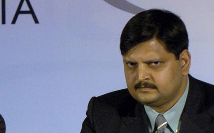 Atul Gupta. Picture: AFP.