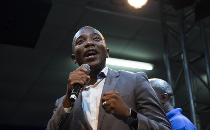 FILE: Democratic Alliance leader Mmusi Maimane. Picture: EWN.