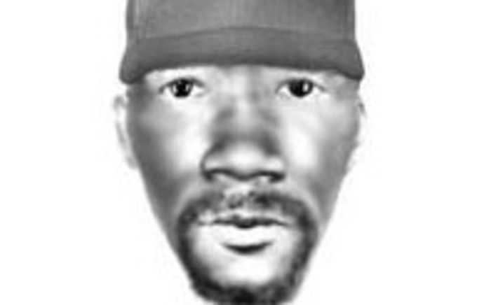 This is the identikit of a person of interest and possible suspect in the murder of Jayde Panayiotou. Picture: Supplied