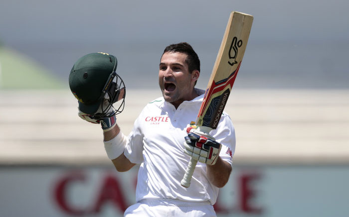 FILE: South African batsman Dean Elgar. Picture: AFP