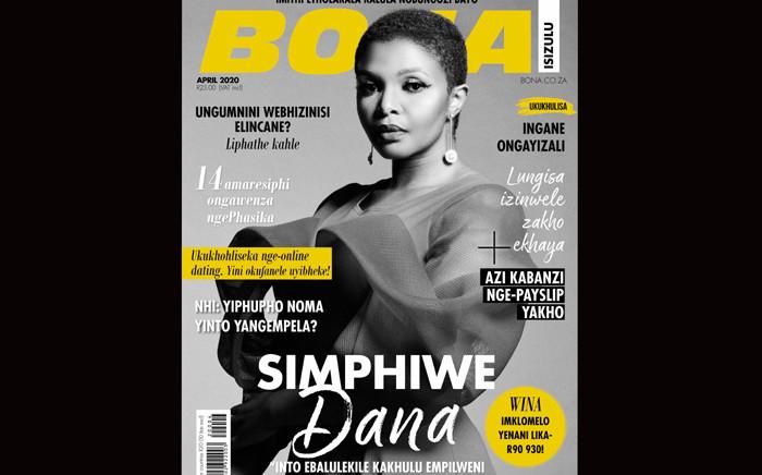 FILE: Bona magazine. Picture: BonaMag/Twitter.