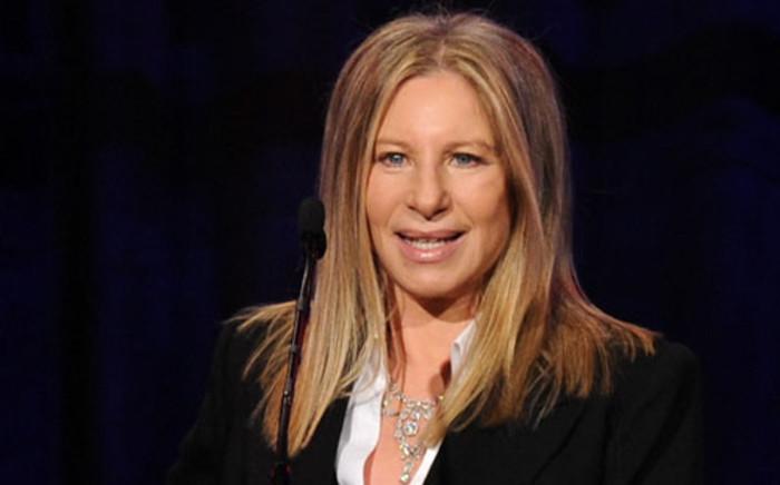 Barbra Streisand. Picture: AFP.