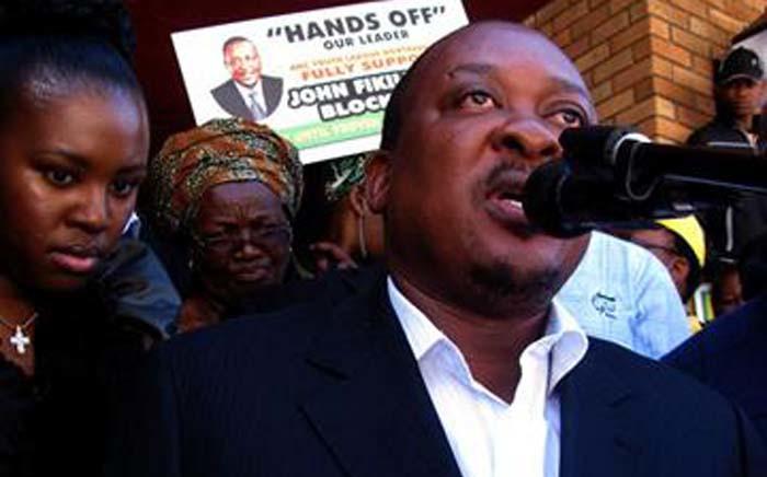 FILE: Former Northern Cape Finance MEC John Block. Picture: Regan Thaw/EWN