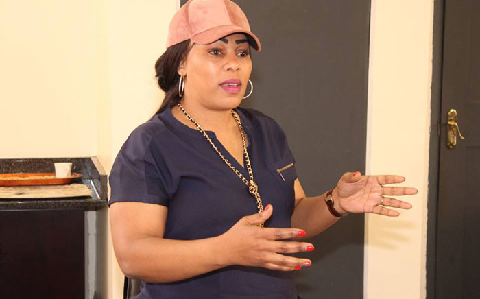 Gauteng Social Development MEC Thuliswa Nkabinde-Khawe. Picture: facebook.com