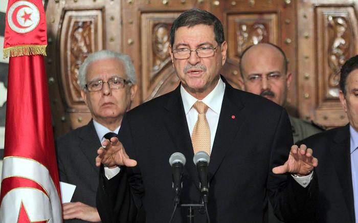 FILE: Tunisian Prime Minister Habib Essid. Picture: AFP