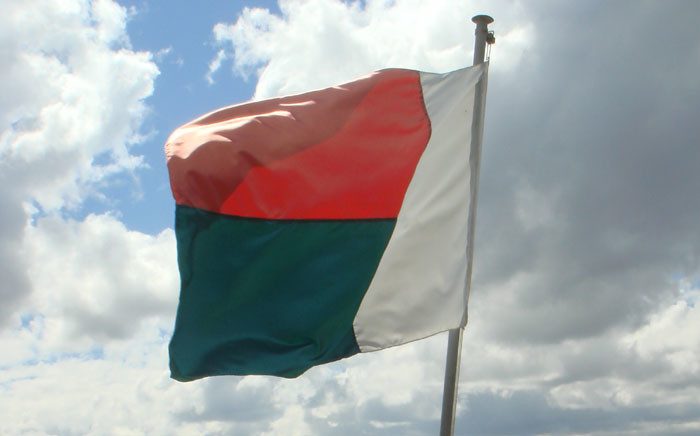 Madagascar flag. Picture: Wikimedia Commons.
