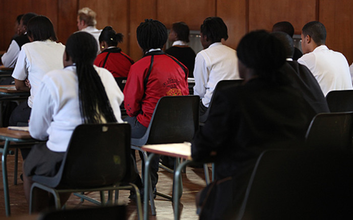The DA says teachers should write the matric exams themselves so their training needs can be identified. Picture: EWN
