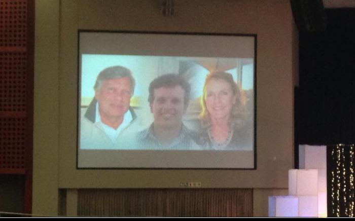 Slain van Breda family memorial service in Pretoria. Picture: Mia Lindeque/EWN.