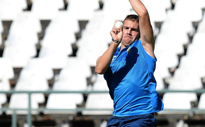Proteas fast bowler Anrich Nortje. Picture: @OfficialCSA/Twitter