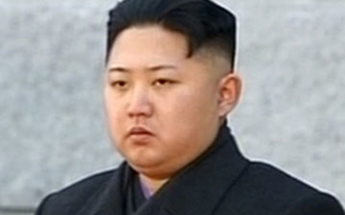 North Korea president Kim Jong-un. Picture: AFP.