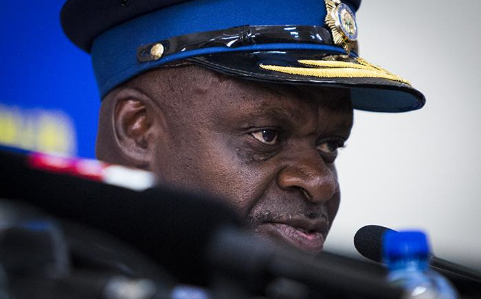 FILE: National Police Commissioner Khehla Sitole. Picture: Sethembiso Zulu/EWN