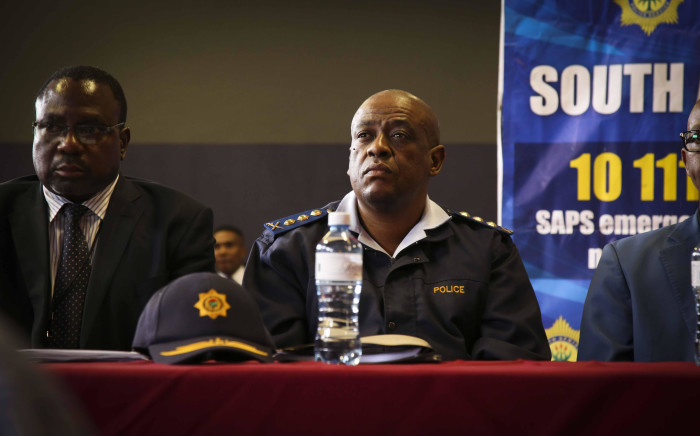FILE: Western Cape Police Commissioner Lieutenant-General Khombinkosi Jula. Picture: Cindy Archillies/EWN