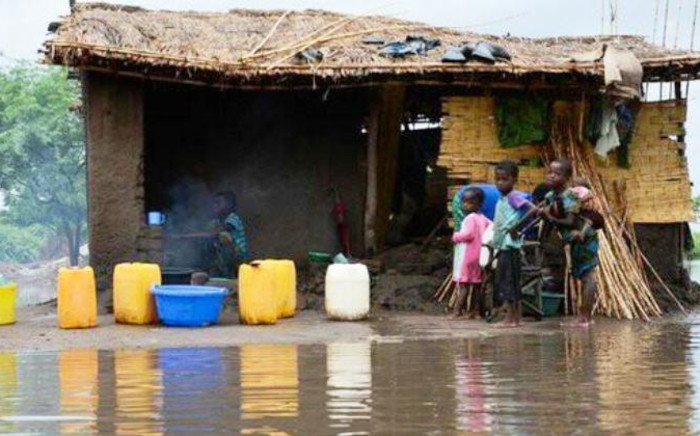 Hundreds of thousands of people have been affected by flooding in Mozambique. Picture: Twitter via @akefegift.