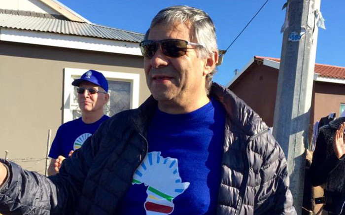 Knysna Ward 10 councillor Peter Myers of the Democratic Alliance. Picture: Facebook