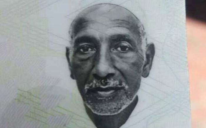 The elderly victim of a stabbing in Mitchells Plain. Picture: gangwatch.online