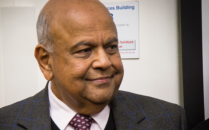 FILE: SA Minister of Finance Pravin Gordhan. Picture: Anthony Molyneaux/EWN
