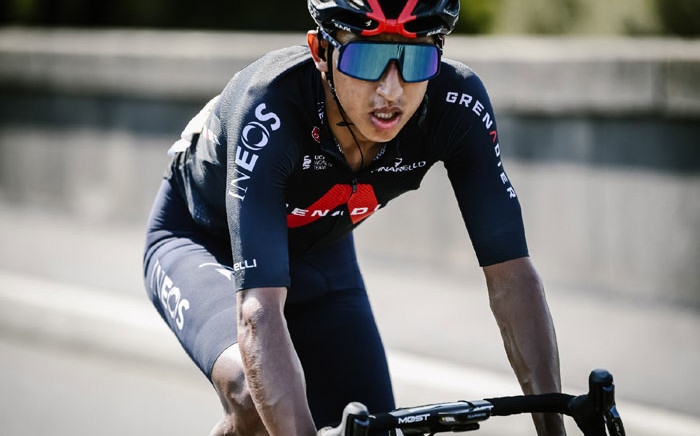 2019 Tour de France winner Egan Bernal. Picture: @INEOSGrenadiers/Twitter