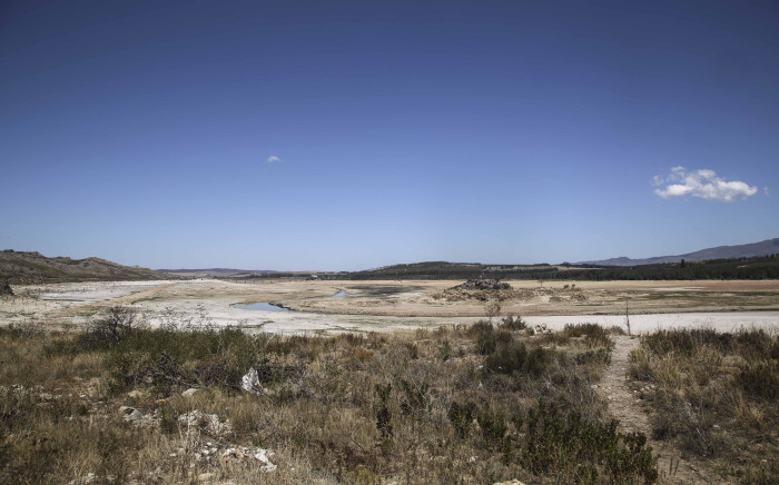 FILE: The Theewaterskloof dam. Picture: Cindy Archillies/EWN.