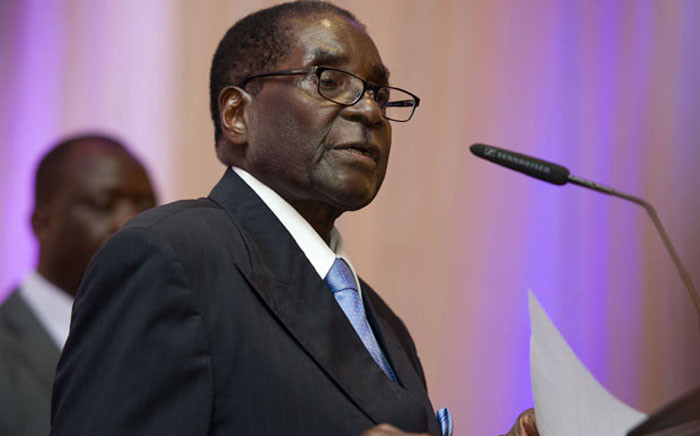 FILE: Former Zimbabwe President Robert Mugabe. Picture: GCIS