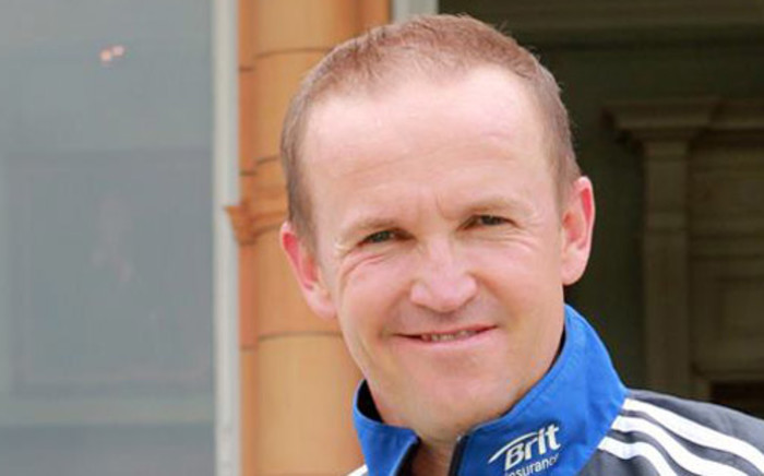 England cricket coach Andy Flower. Picture: Facebook.