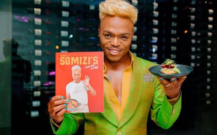 FILE: TV personality Somizi Mhlongo. Picture: @Somizi/Instagram.