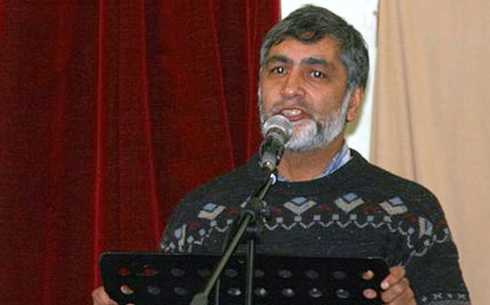 Provincial Chairman of the Western Cape Community Police Forum Hanif Loonat. Picture: Facebook/Douglas Wagenstroom