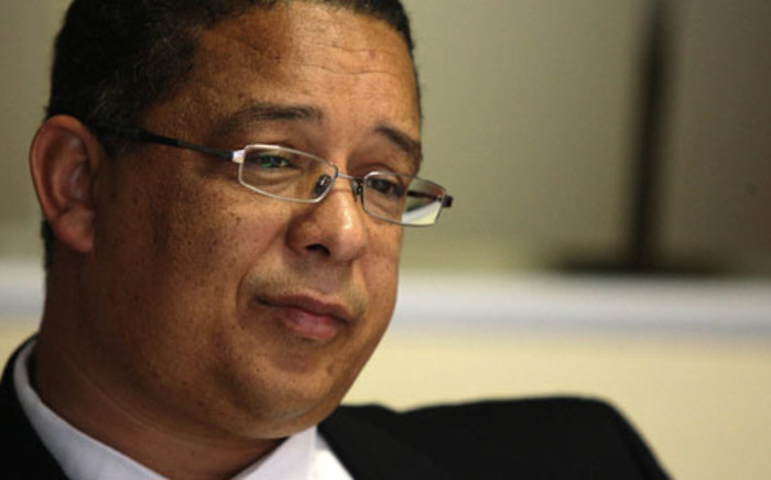 Robert McBride has officially been appointed to head the Independent Police Investigations Directorate. Picture: Sapa.