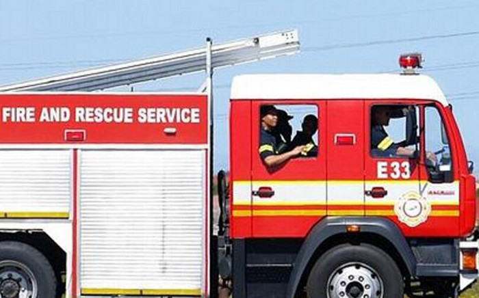 A City of Cape fire truck. Picture: Twitter/@cptfrs