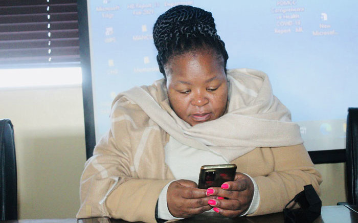 City of Joburg MMC for Health and Social Development, Eunice Mgcina. Picture: @MMCEuniceMgcina/Twitter