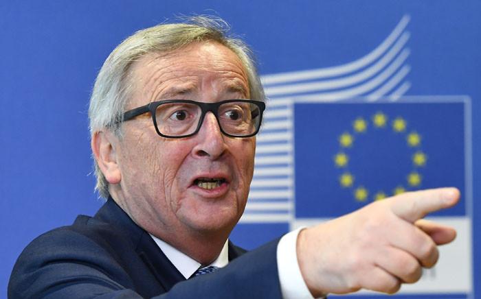 FILE: European Commission President Jean-Claude Juncker. Picture: AFP