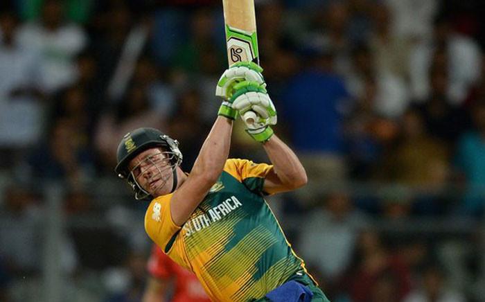 FILE: AB de Villiers. Picture: Twitter @OfficialCSA.