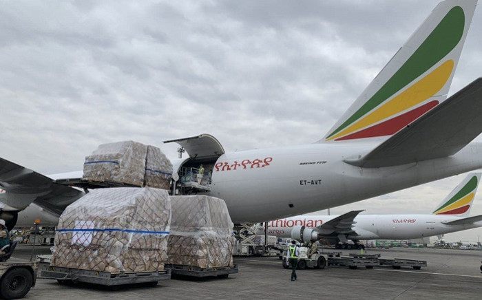 Coronavirus Medical Supplies Donated To Africa By Jack Ma Land In Ethiopia The official corporate handle for alibaba the german chamber of commerce in china tapped alibaba's #livestreaming technology to move its. coronavirus medical supplies donated to