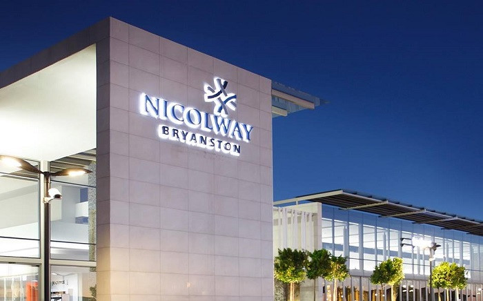 The Nicolway Shopping Mall. Picture: facebook.com