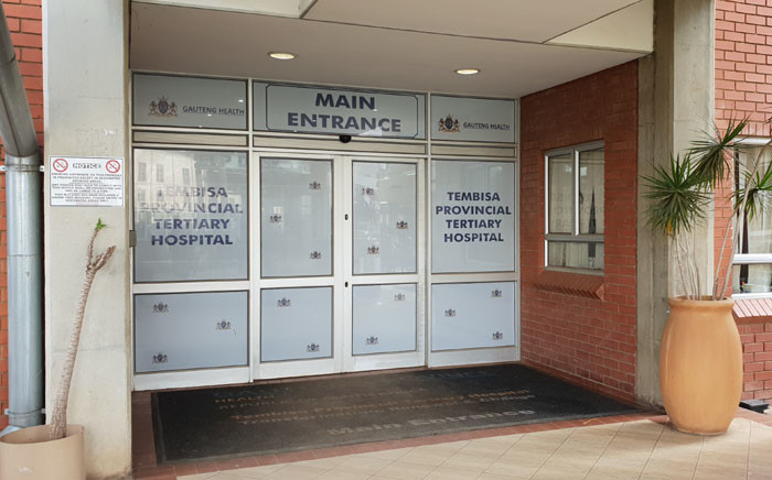FILE: Tembisa Hospital. Picture: Louise McAuliffe/Eyewitness News.