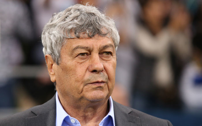 Turkey's team coach Mircea Lucescu looks on during the UEFA Nations League football match between Russia and Turkey at the Fisht Stadium in Sochi, on 14 October 2018. Picture: AFP