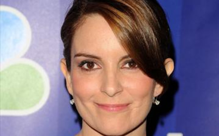 Actress Tina Fey attends the 2010 NBC Upfront presentation. Picture: AFP