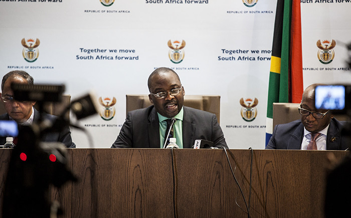 Justice Minister Michael Masutha. Picture: Reinart Toerien/EWN