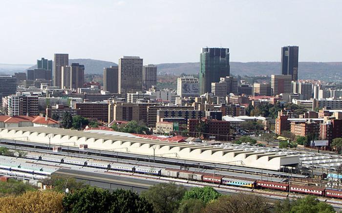 Pretoria CBD. Picture: NJR_ZA/Wikipedia
