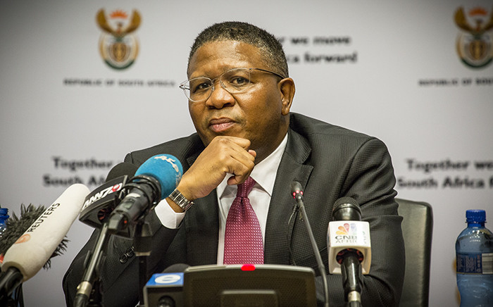 The minister says that kind of racism will not be tolerated.Picture: Thomas Holder/EWN