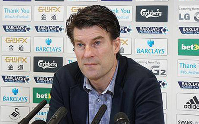 Swansea City have sacked coach Michael Laudrup after a series of poor results. Picture: Facebook.