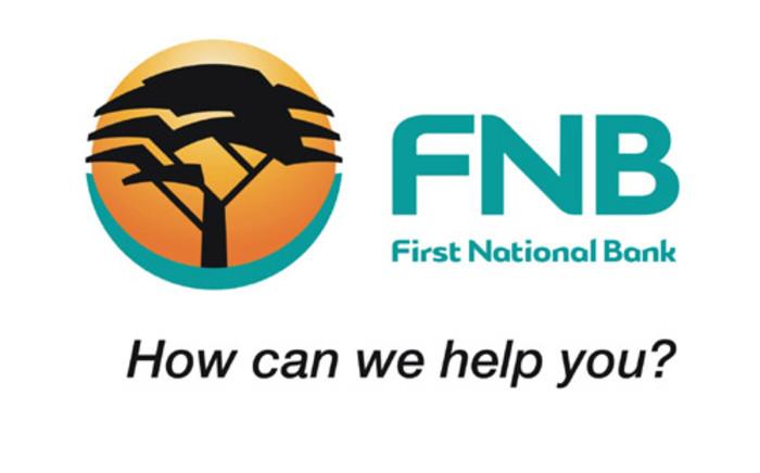 First National Bank logo.