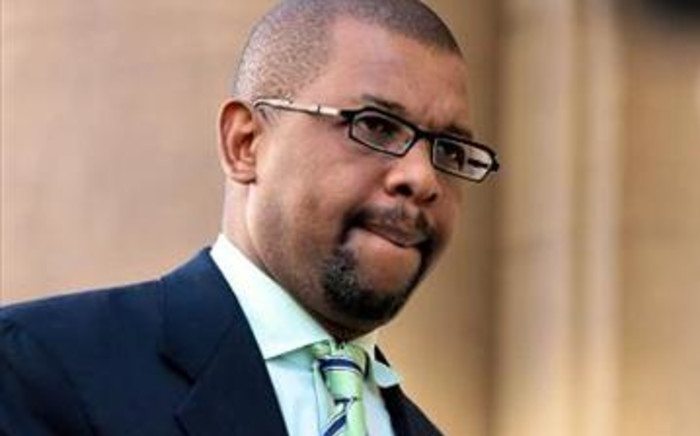 Dali Mpofu is currently representing miners at the Marikana inquiry. Picture: Werner Beukes/SAPA.