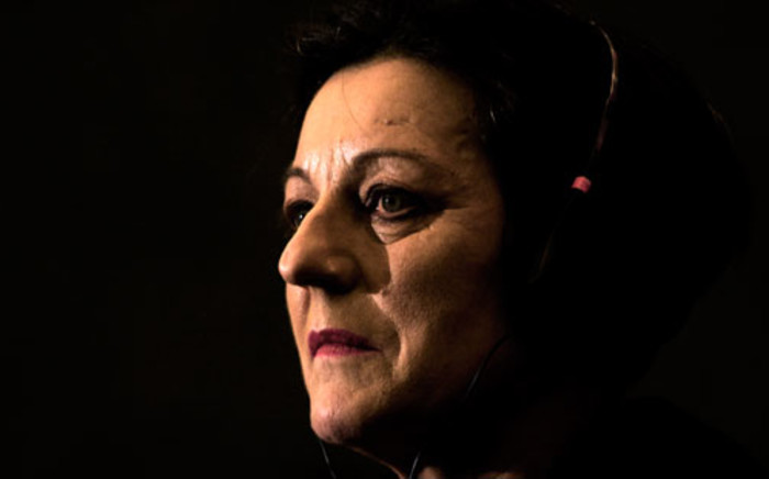 German writer and 2009 Nobel Prize in Literature winner, Herta Müller. Picture: AFP