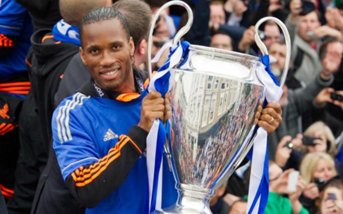 Didier Drogba. Picture: AFP