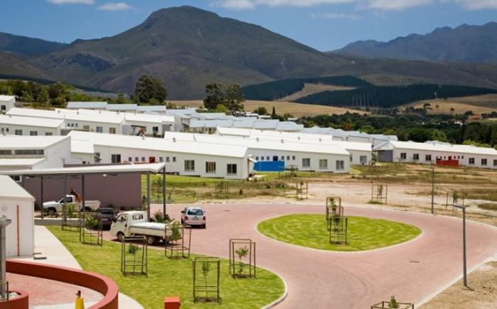 FILE: The Helderstroom Maximum Prison in Caledon. Picture: nmc.co.za