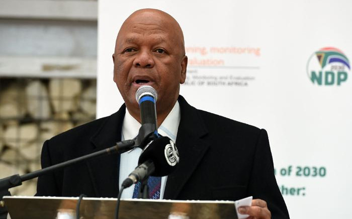FILE: Minister in the Presidency Jeff Radebe. Picture: GCIS