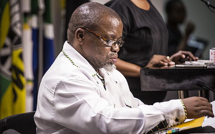 FILE: ANC Secretary General Gwede Mantashe. Picture: Reinart Toerien/EWN