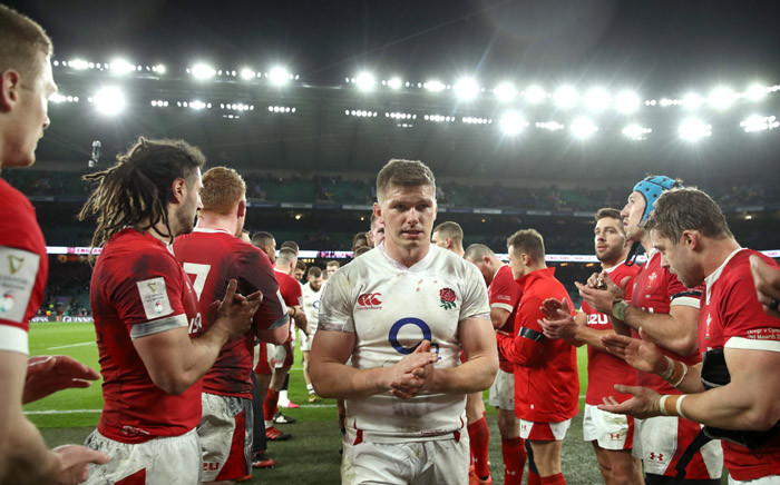 England triumphed against Wales in the fourth round of the Six Nations on 7 March 2020. Picture: Twitter/@EnglandRugby
