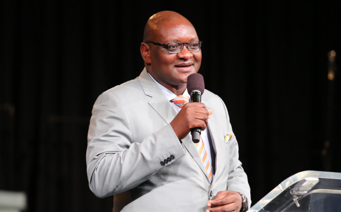 David Makhura. Picture: Christa Eybers/EWN.